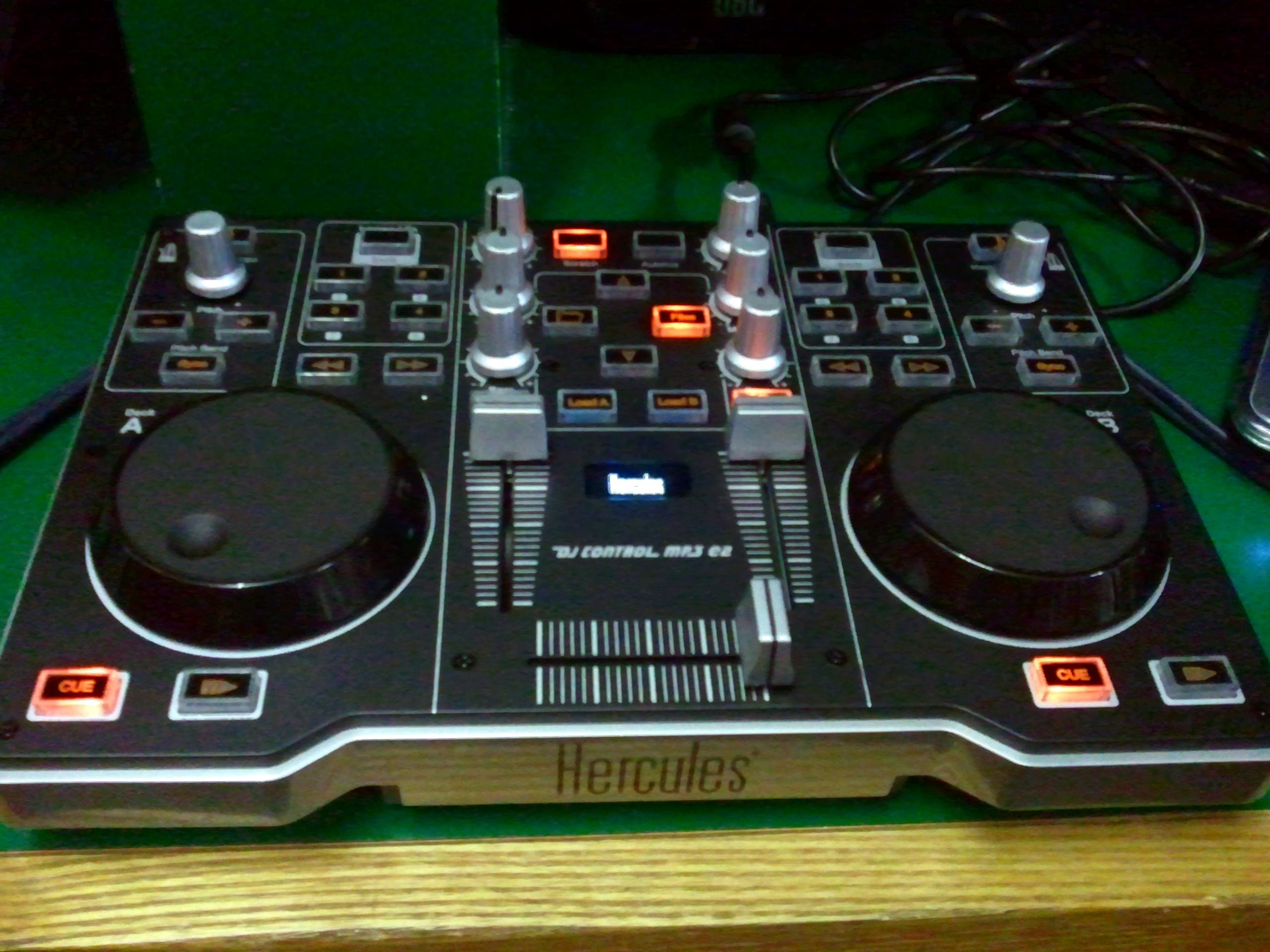 Drivers DJ Control MP3 E2 driver